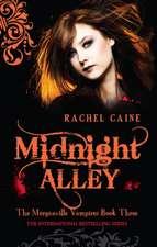 Midnight Alley: Morganville Vampires Book 3