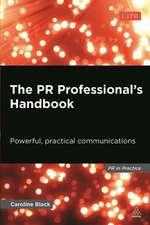 The PR Professional's Handbook