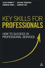 Key Skills for Professionals