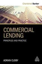 Commercial Lending: Principles and Practice