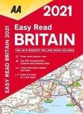 Easy Read Britain 2021