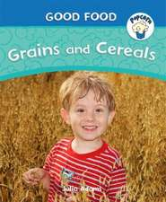 Adams, J: Popcorn: Good Food: Grains and Cereals