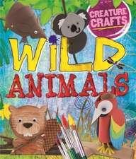 Creature Crafts: Wild Animals