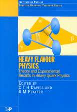 Heavy Flavour Physics:  Theory and Experimental Results in Heavy Quark Physics and CP Violation