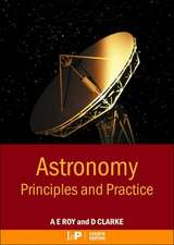 Astronomy:  Principles and Practice, Fourth Edition (Pbk)