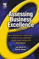 Assessing Business Excellence