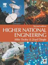 Tooley, M: Higher National Engineering