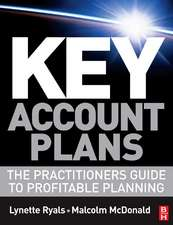 Key Account Plans
