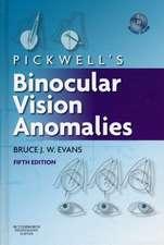 Pickwell's Binocular Vision Anomalies