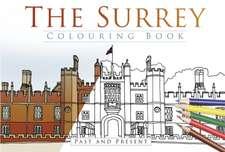 Surrey Colouring Book