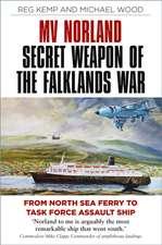 Falklands Secret Weapon, MV Norland