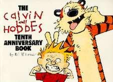 Calvin & Hobbes:Tenth Anniversary Book
