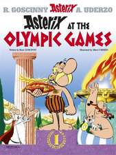 Asterix at the Olympic Games:  Business of Winning