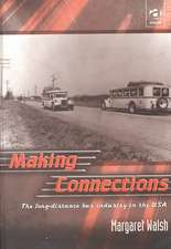 Making Connections: The Long-Distance Bus Industry in the USA