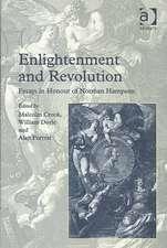 Enlightenment and Revolution