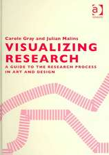 Gray, C: Visualizing Research