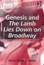 Genesis and the Lamb Lies Down on Broadway:  Papers of the 37th Annual Spring Symposium of Byzantine Studies, in Honour of Profes