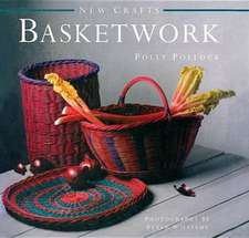 New Crafts:  25 Practical Basket-Making Projects for Every Level of Experience