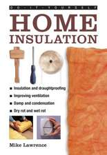 Do-It-Yourself:  Home Insulation