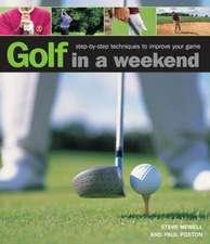 Golf in a Weekend