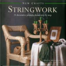 New Crafts:  25 Decorative Projects Shown Step by Step