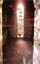 Reality of the Supernatural