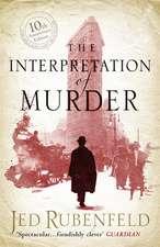 The Interpretation of Murder