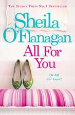 O'Flanagan, S: All For You
