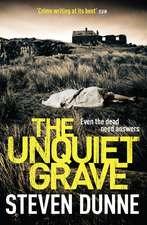 The Unquiet Grave (DI Damen Brook 4)
