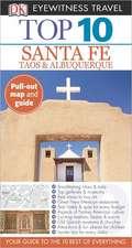 Top 10 Santa Fe, Taos, & Albuquerque [With Map]