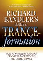 Richard Bandler's Guide to Trance-Formation:  How to Harness the Power of Hypnosis to Ignite Effortless and Lasting Change