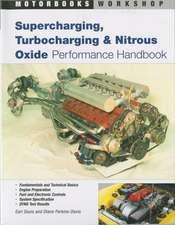Supercharging, Turbocharging and Nitrous Oxide Performance