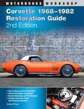 Corvette 1968-1982 Restoration Guide