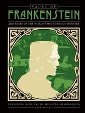 Vault of Frankenstein