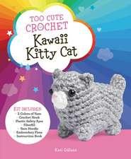 Too Cute Crochet: Kawaii Kitty Cat