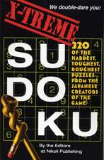 X-Treme Sudoku:  45 Projects to Knit and Crochet for Men