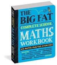 Big Fat Complete Maths Workbook