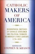 Catholic Makers of America