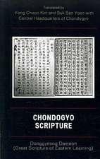 Chondogyo Scripture