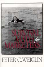 Survival Math for Marketers