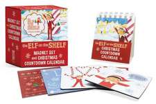 The Elf on the Shelf: Magnet Set and Christmas Countdown Calendar