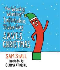The Wacky Waving Inflatable Tube Guy Saves Christmas