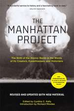 The Manhattan Project (Revised)