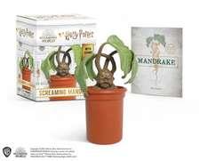 Harry Potter Screaming Mandrake