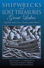 Shipwrecks and Lost Treasures
