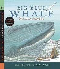 Big Blue Whale [With Read-Along CD]:  A Mucky Ducky Counting Book