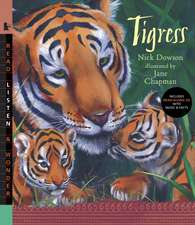 Tigress [With Read-Along CD with Music & Facts]:  A Mucky Ducky Counting Book