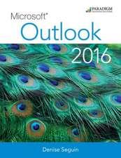 Microsoft¿ Outlook 2016