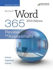 Marquee Series: Microsoft Word 2019