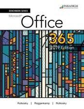 BENCHMARK SERIES MICROSOFT OFFICE 365